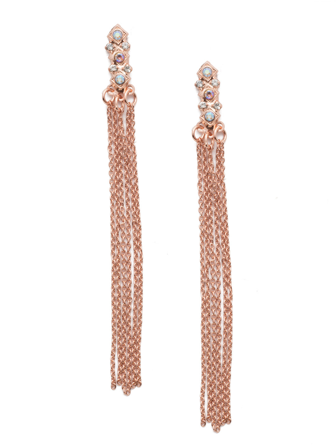 Elena Statement Earrings - EEN23RGROG
