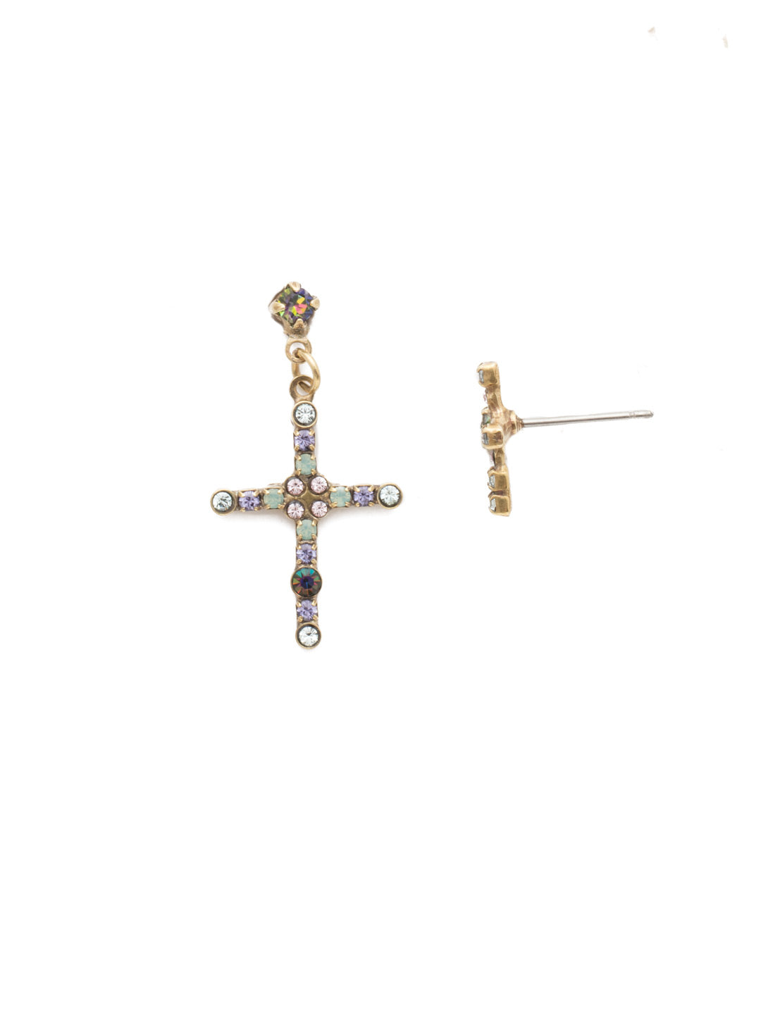 Alexis Stud Earrings - EEN2AGIRB
