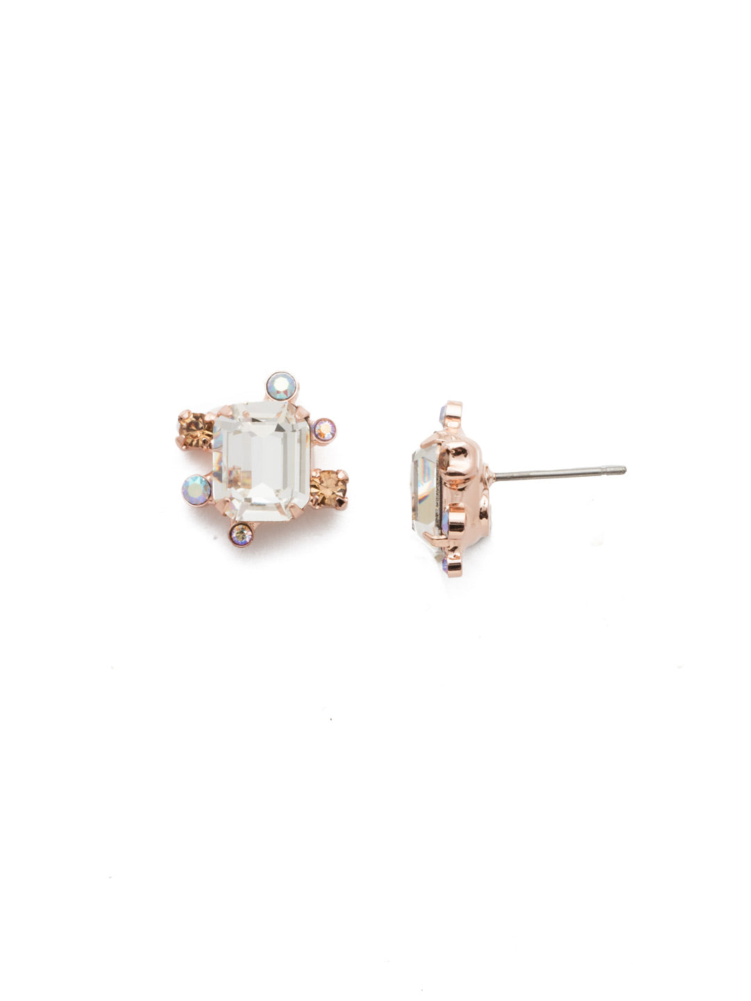Tara Stud Earrings - EEN30RGROG