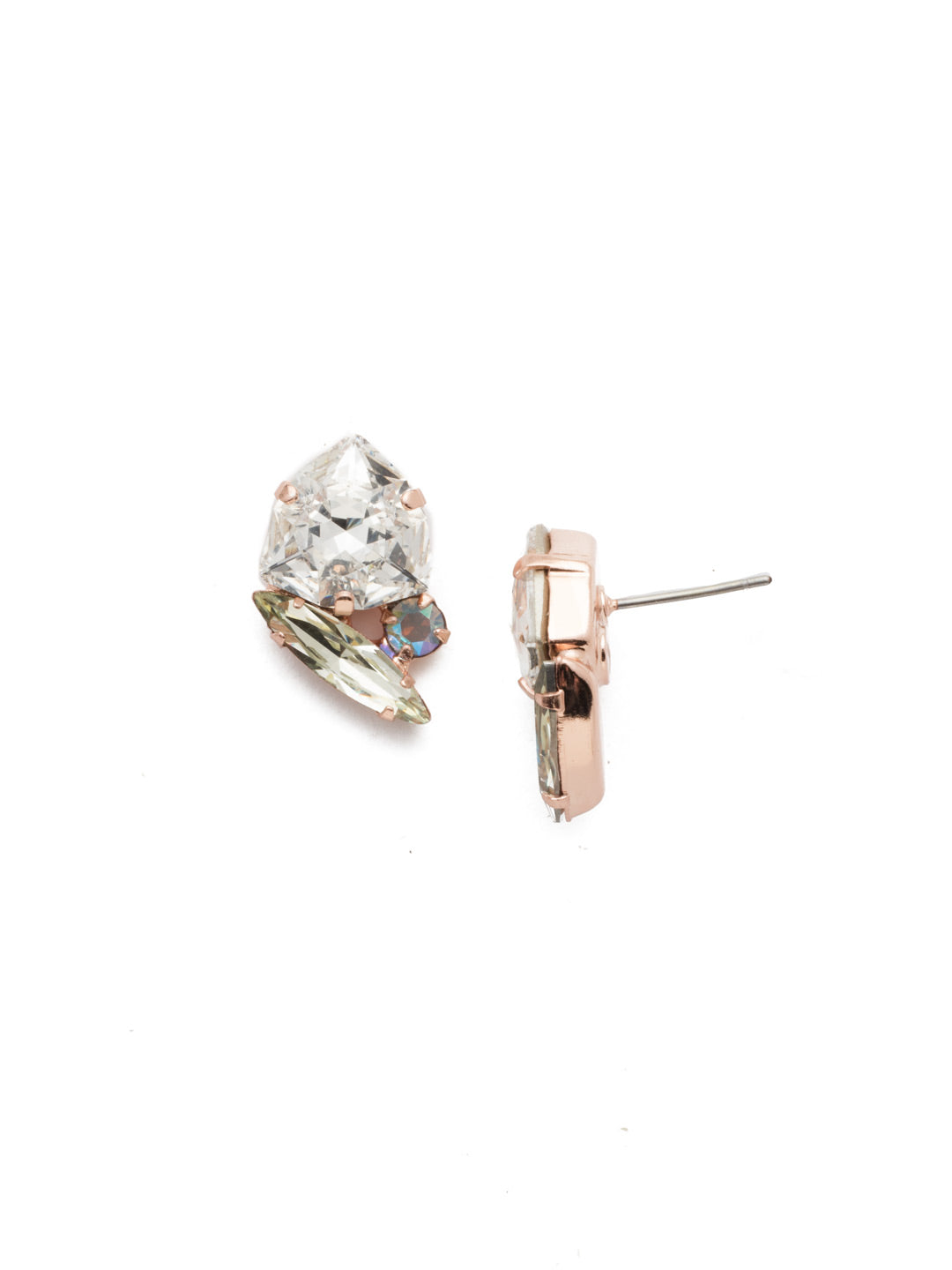 Gabriella Stud Earrings - EEN3RGROG