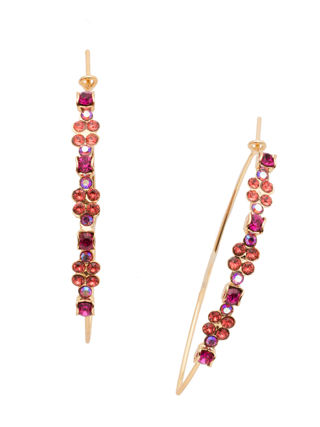 Theresa Hoop Earrings - EEN72BGBGA