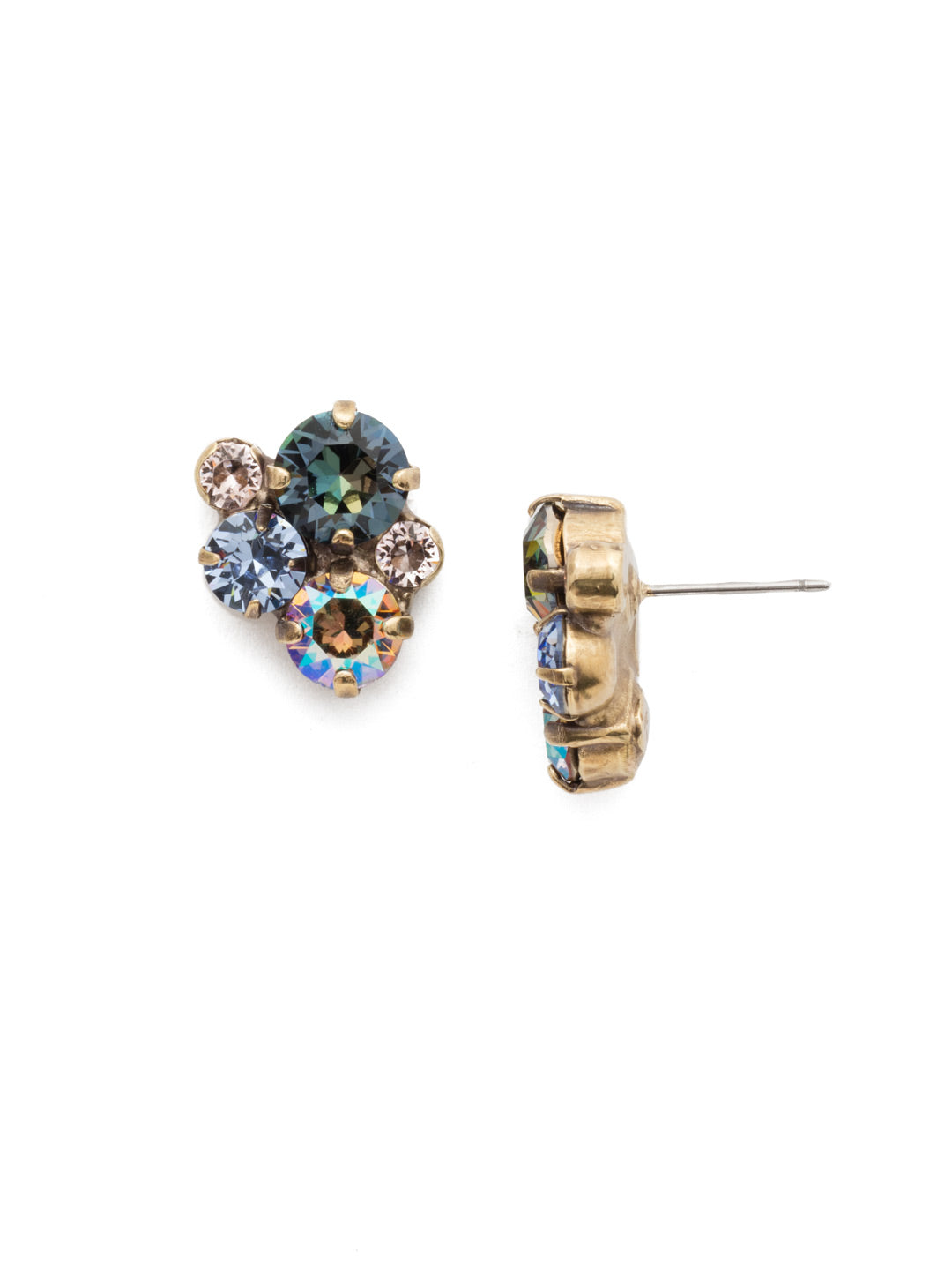 Danielle Stud Earrings - EEP21AGSDE