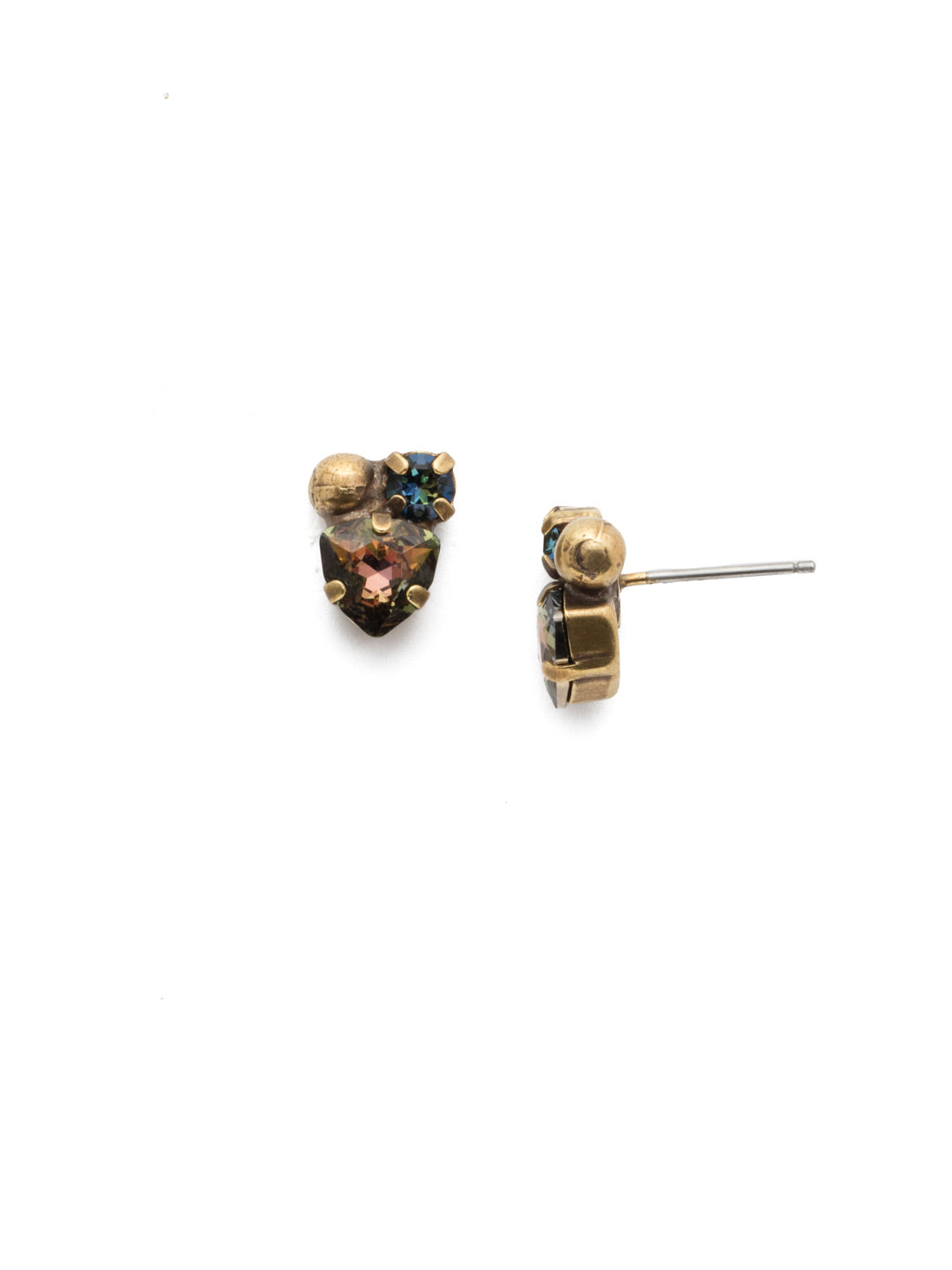 Frieda Stud Earrings - EEP36AGSDE