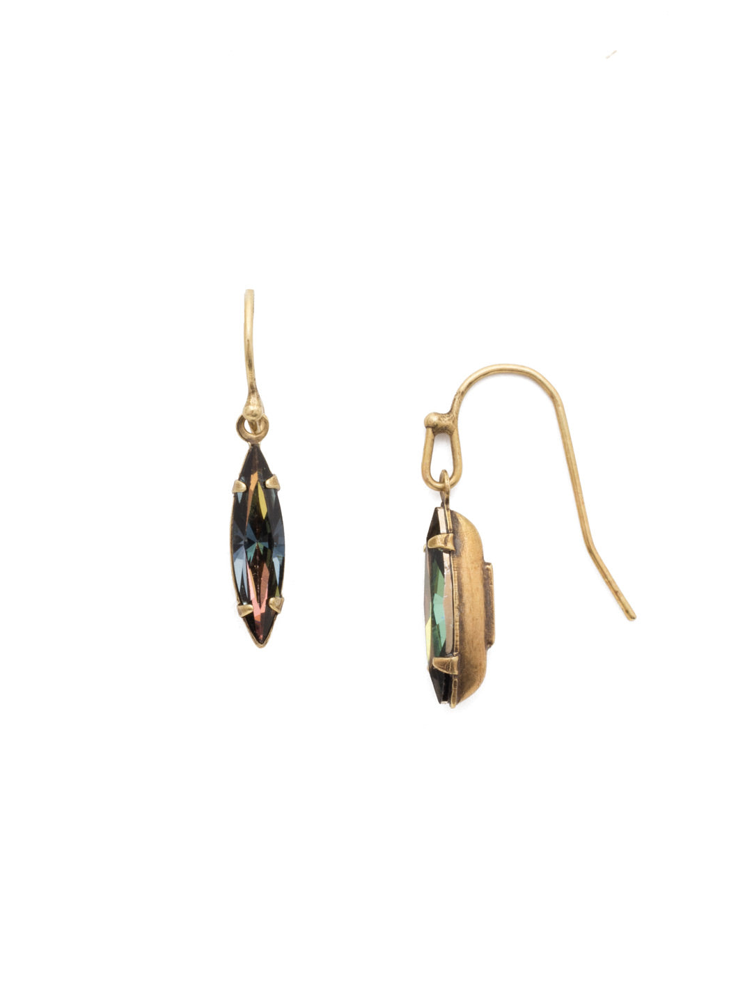 Donatella French Wire Earrings - EEP39AGSDE