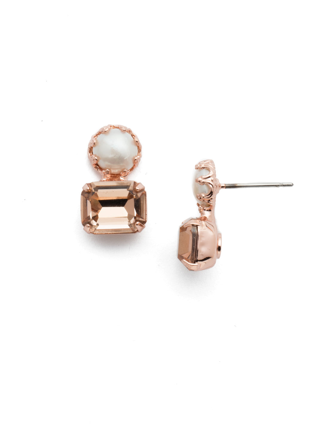 Deandra Stud Earrings - EES10RGLVP