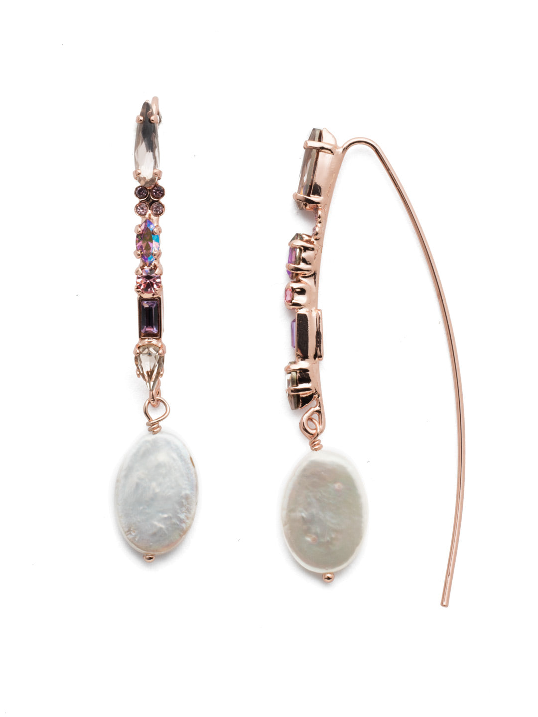 Paris Dangle Earrings - EES180RGLVP