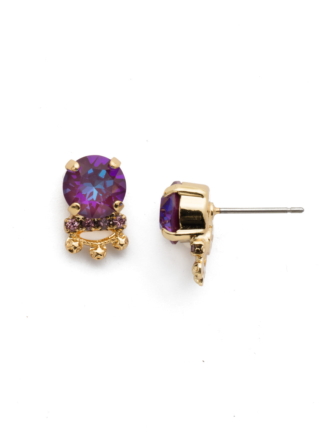 Muriel Stud Earrings - EES20BGBGA