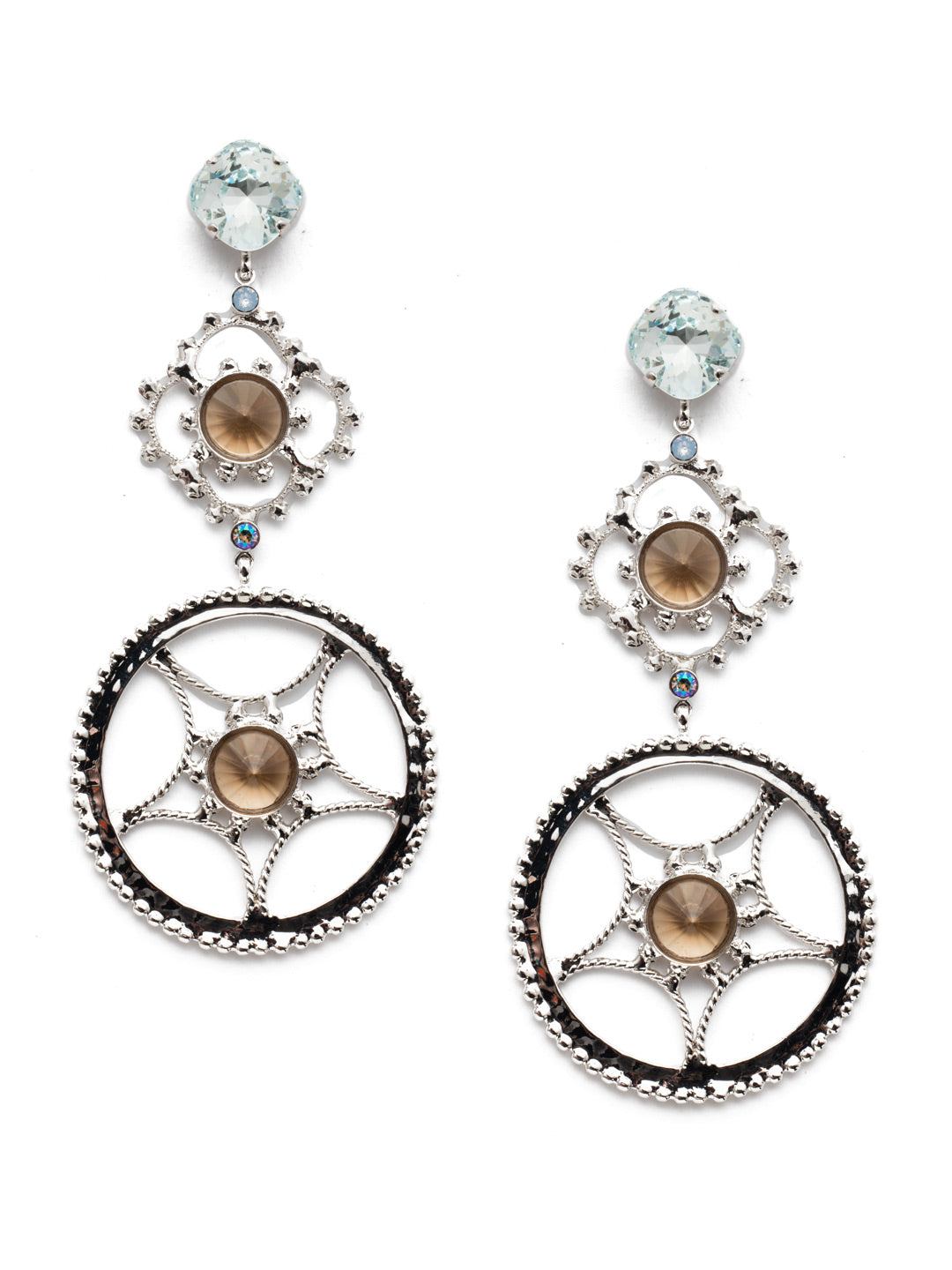 Everly Statement Earrings - EES6RHNTB