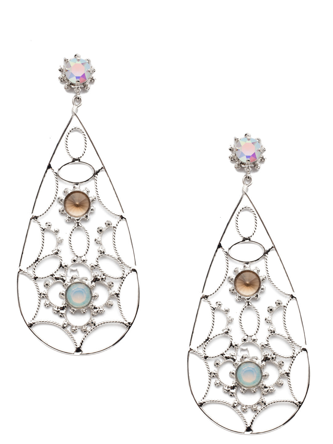 Ariya Statement Earrings - EES7RHNTB