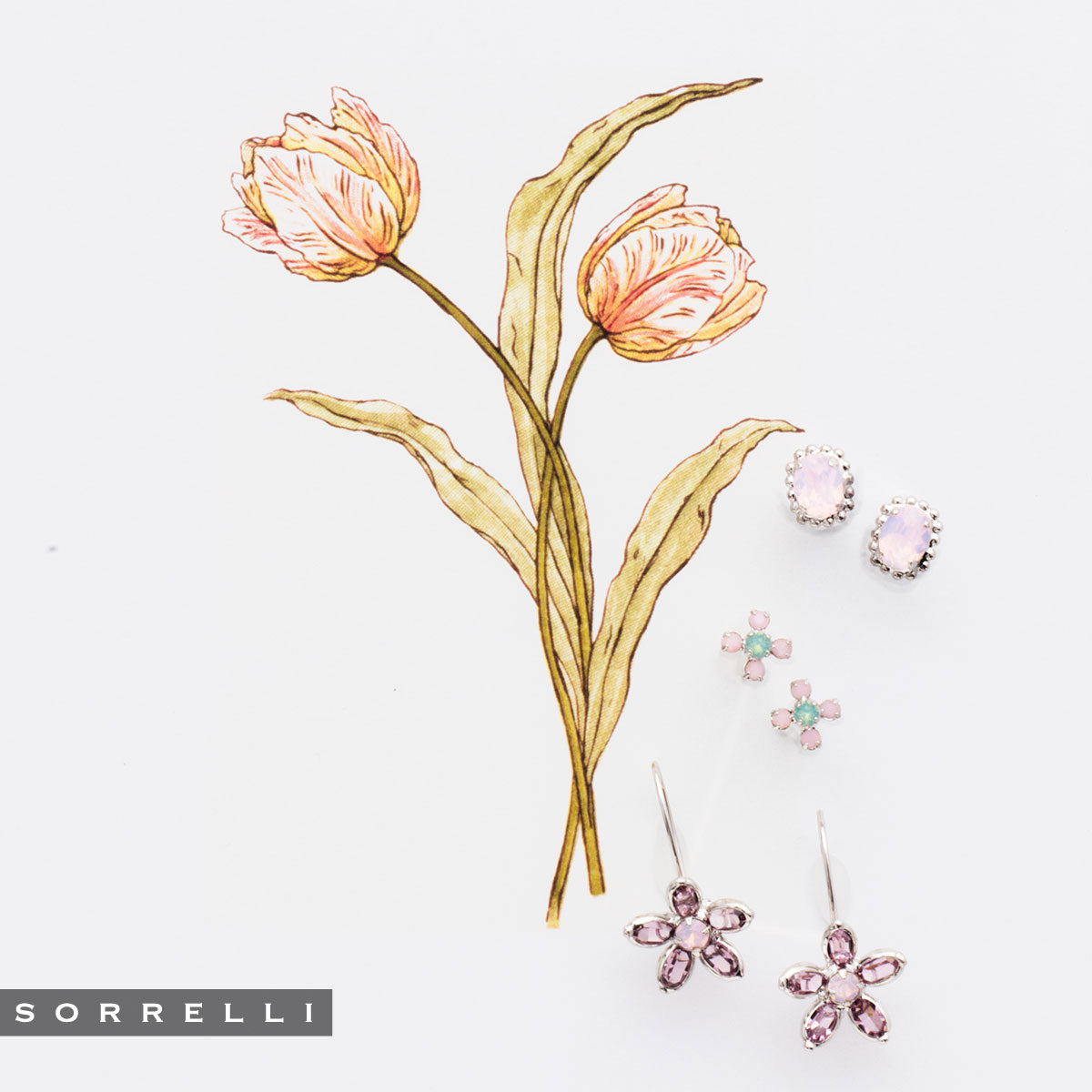 Maisie Stud Earrings - EEH11RHTUL
