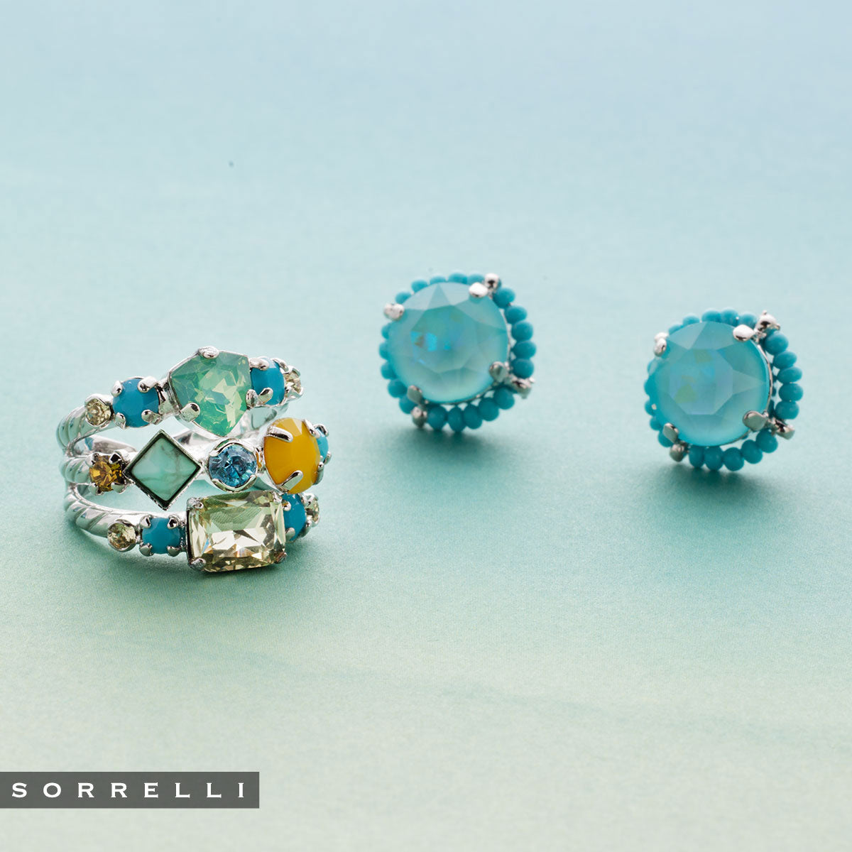 Aliana Stud Earrings - EEH7RHTHT