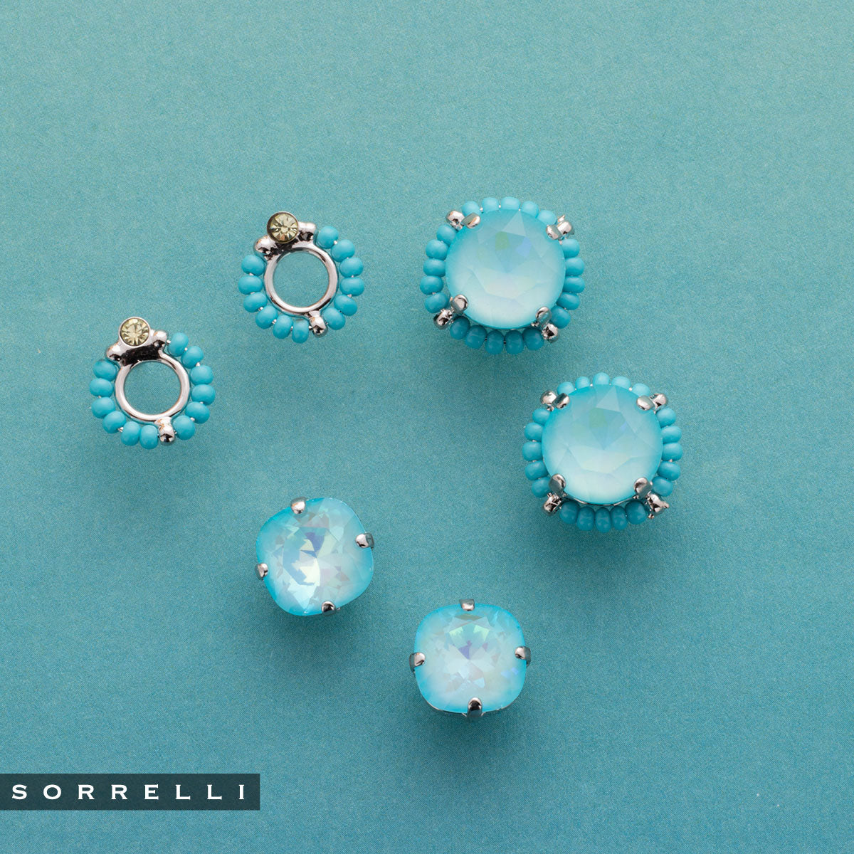 Azul Stud Earrings - EEH4RHTHT