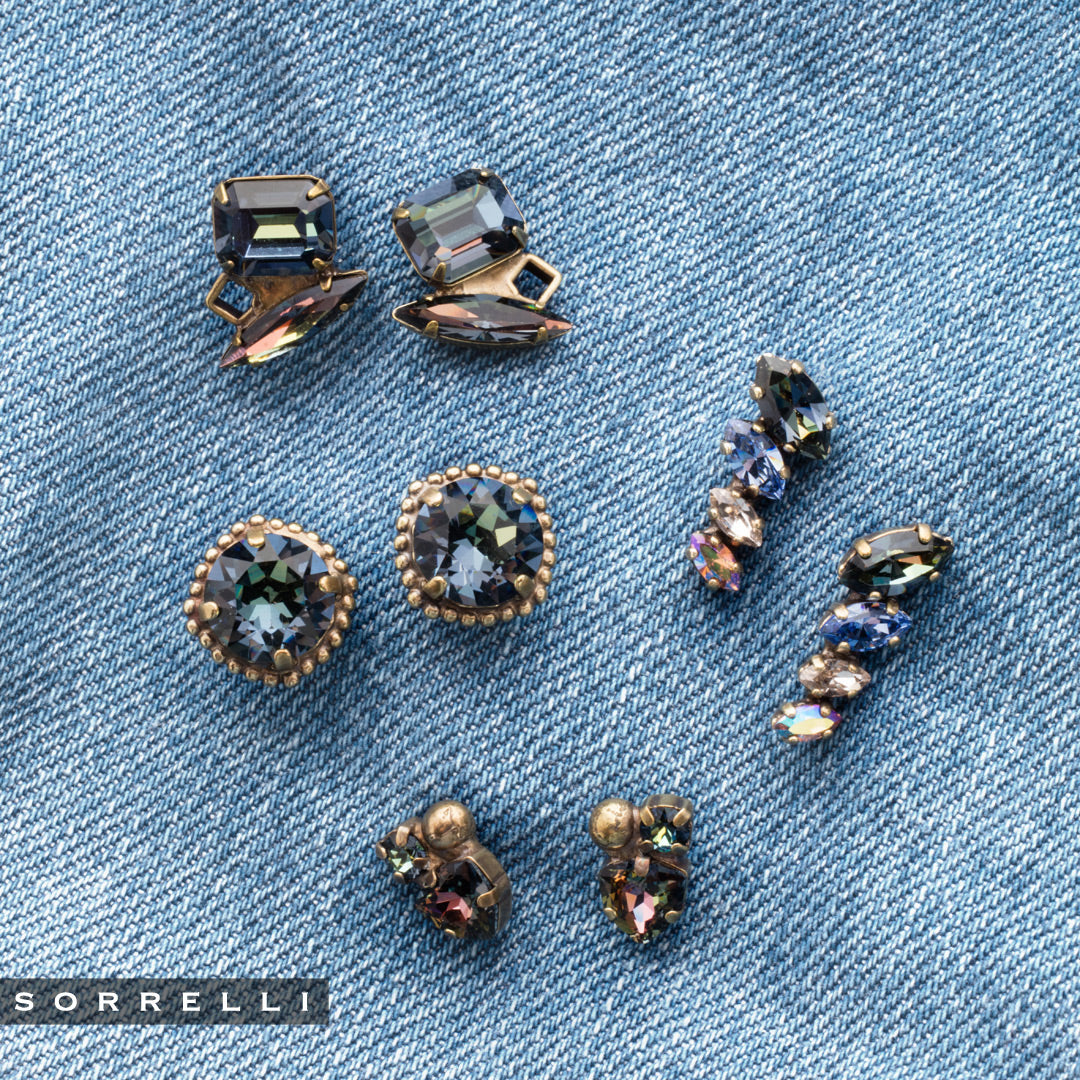 Lana Stud Earrings - EEP44AGSDE