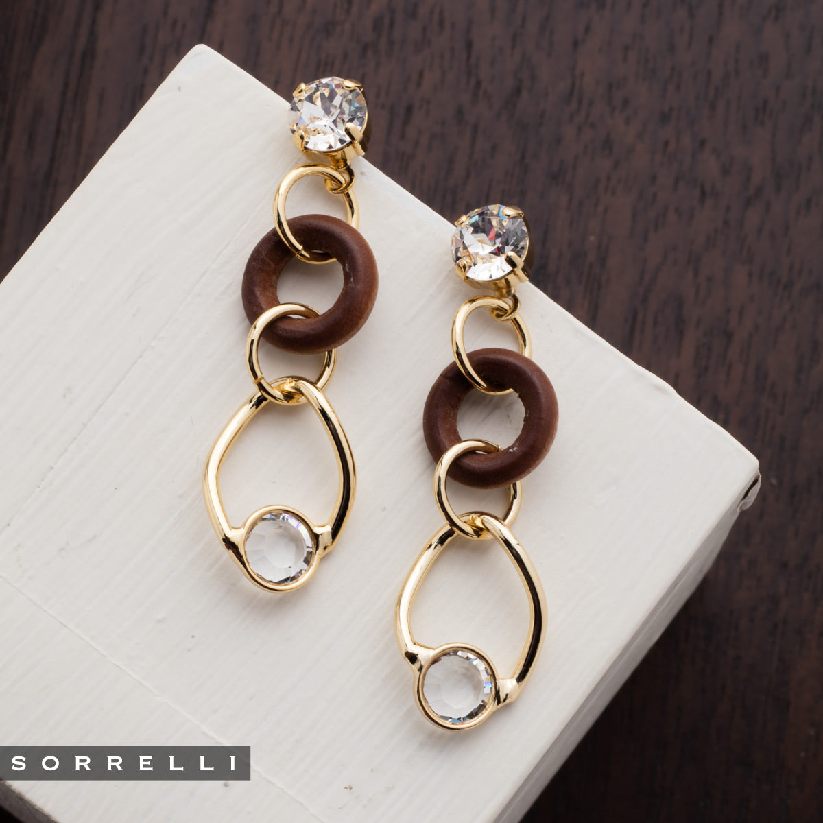 Samara Dangle Earrings - 4EEN7BGCRY