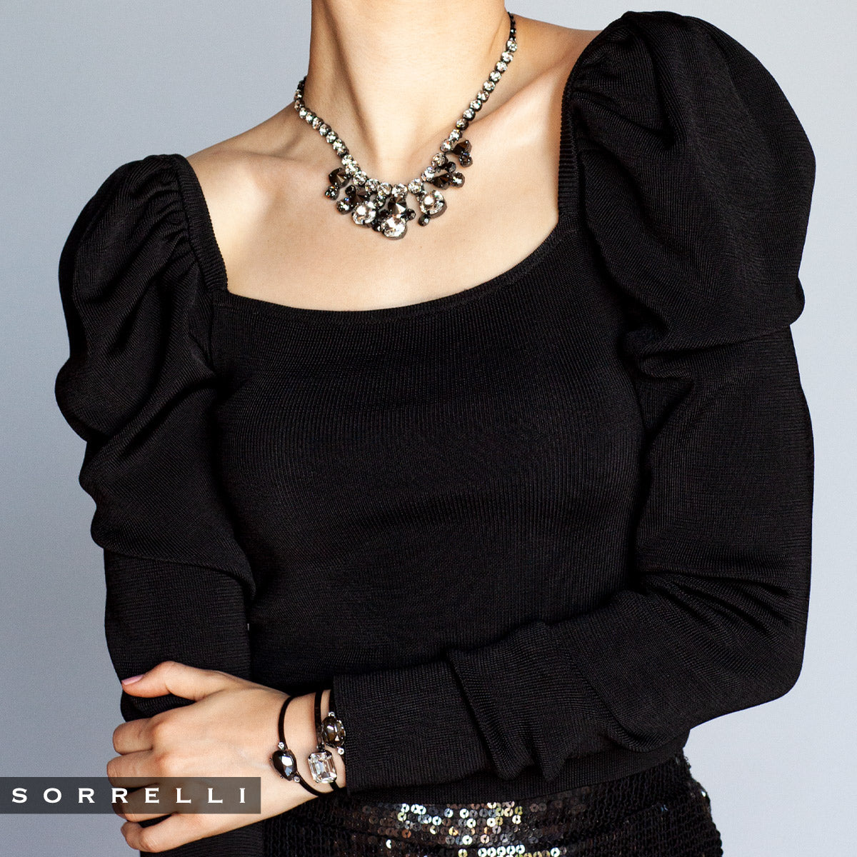 Danielle Statement Necklace - NEP21GMMMO