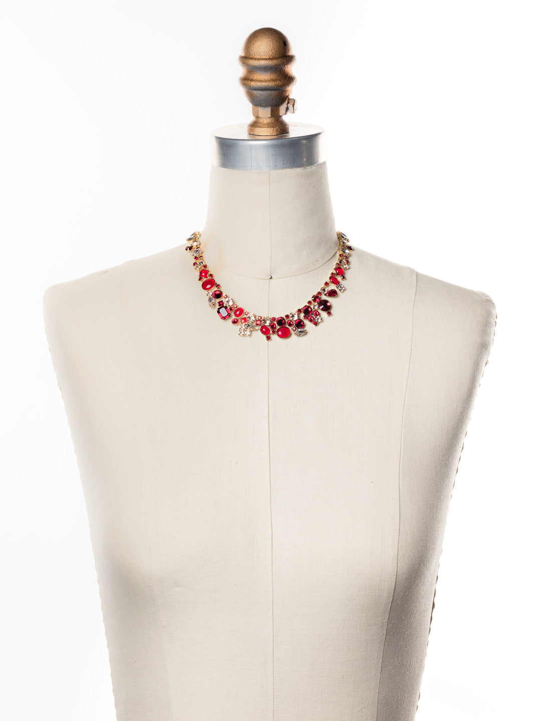 Colette Tennis Necklace - NAX8BGSRC