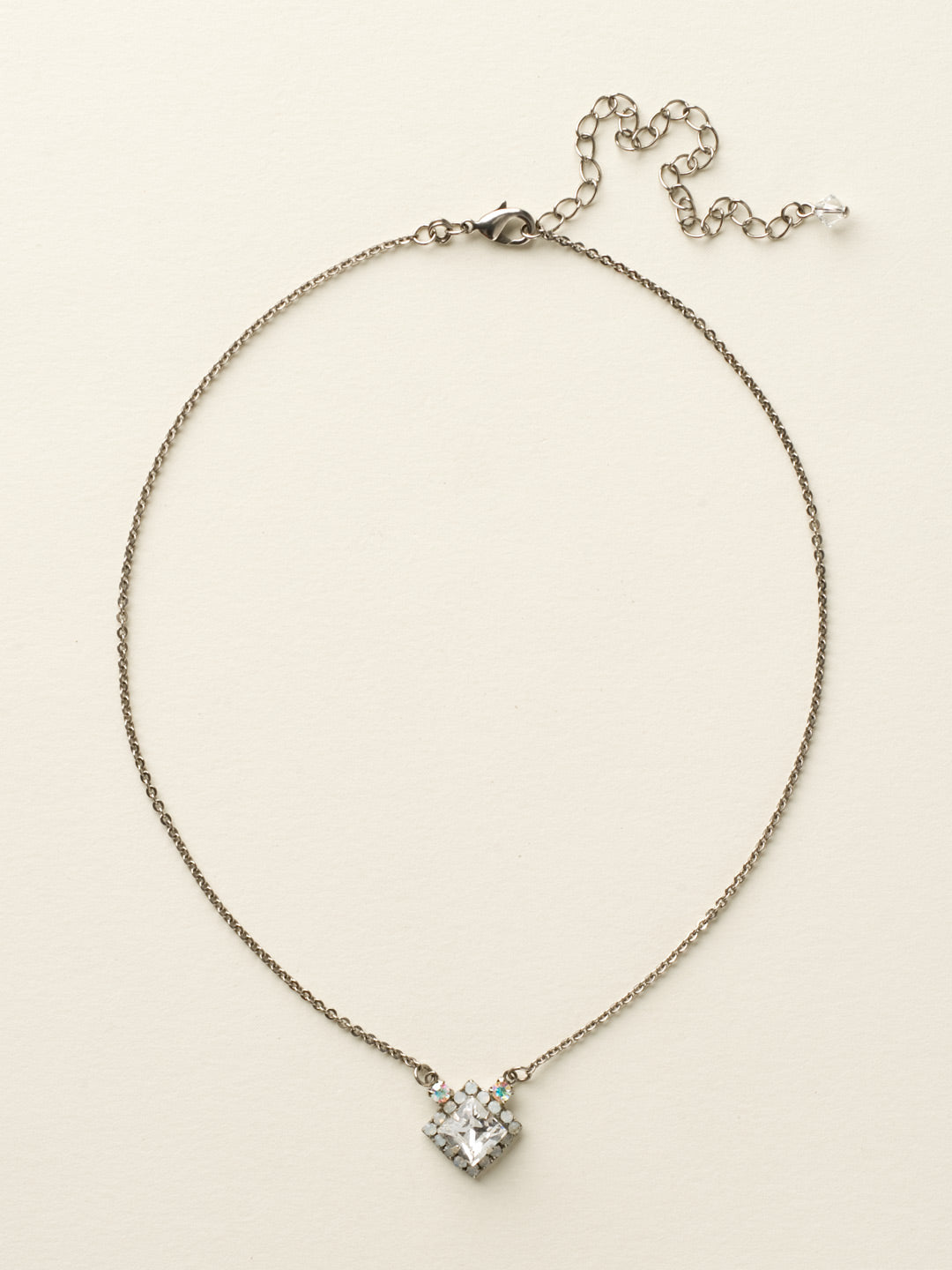 Perfectly Pointed Pendant Necklace - NCP9ASWBR