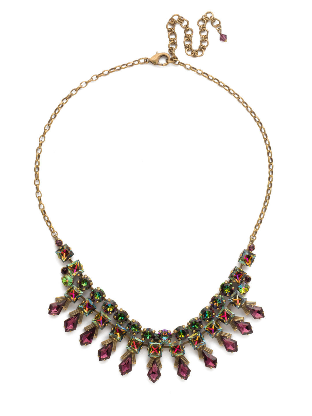 Belle of the Ball Bib Necklace - NCQ1AGVO
