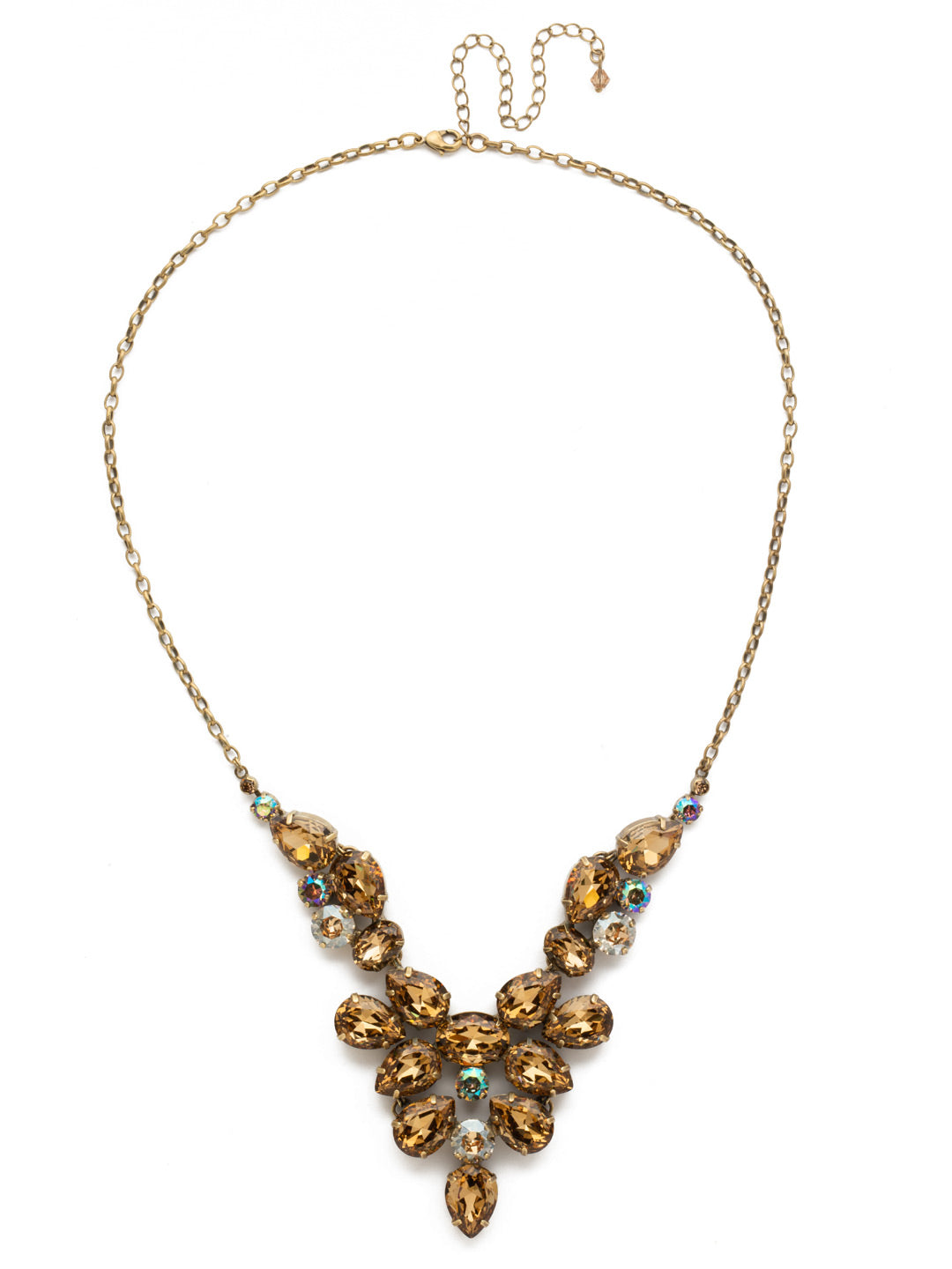 Chambray Statement Necklace - NDE59AGNT