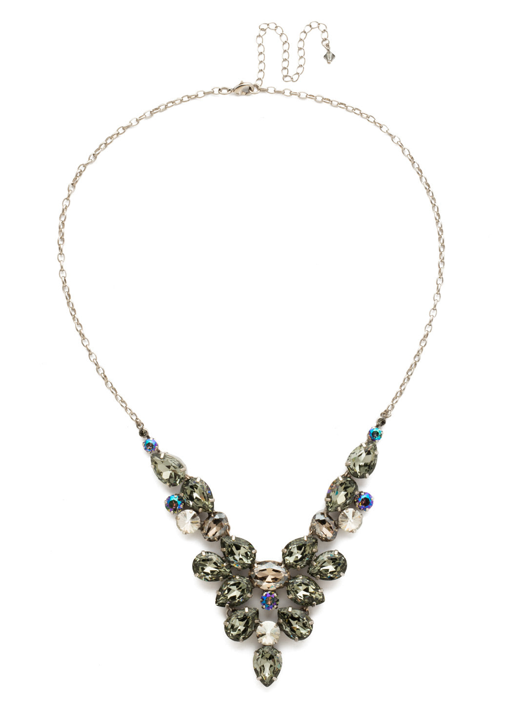 Chambray Statement Necklace - NDE59ASCRO
