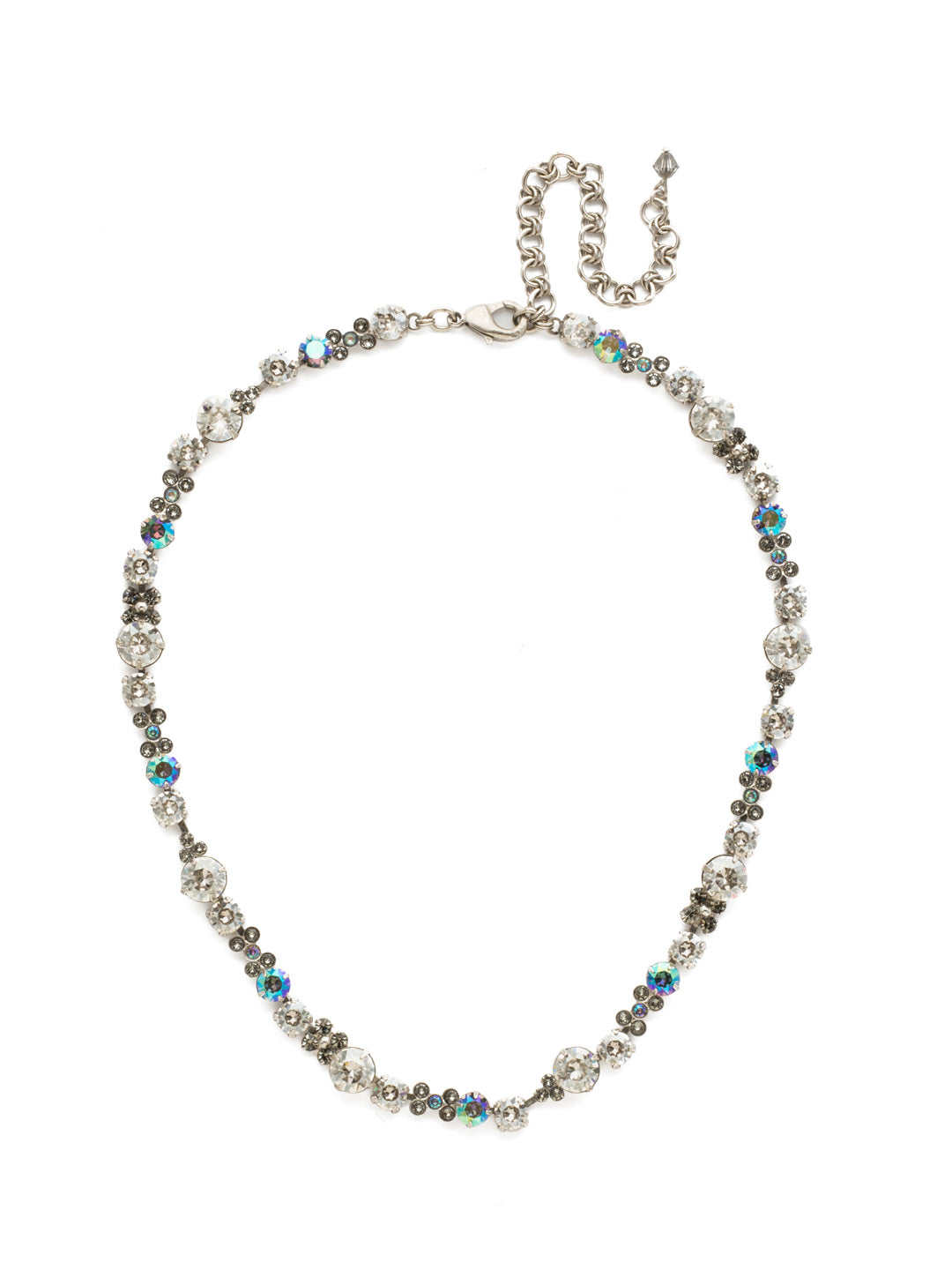 In Bloom Line Necklace - NDK10ASCRO