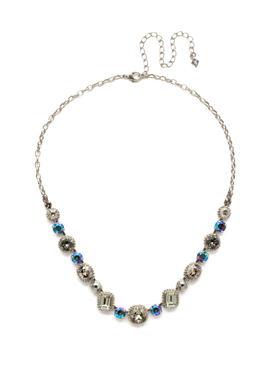 Embellished Elegance Necklace - NDK14ASCRO
