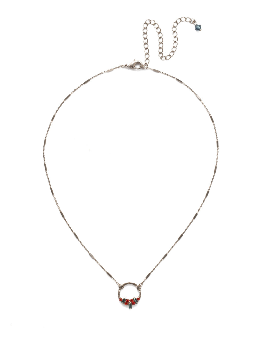 Haute Pendant Necklace - NDL28ASBTB