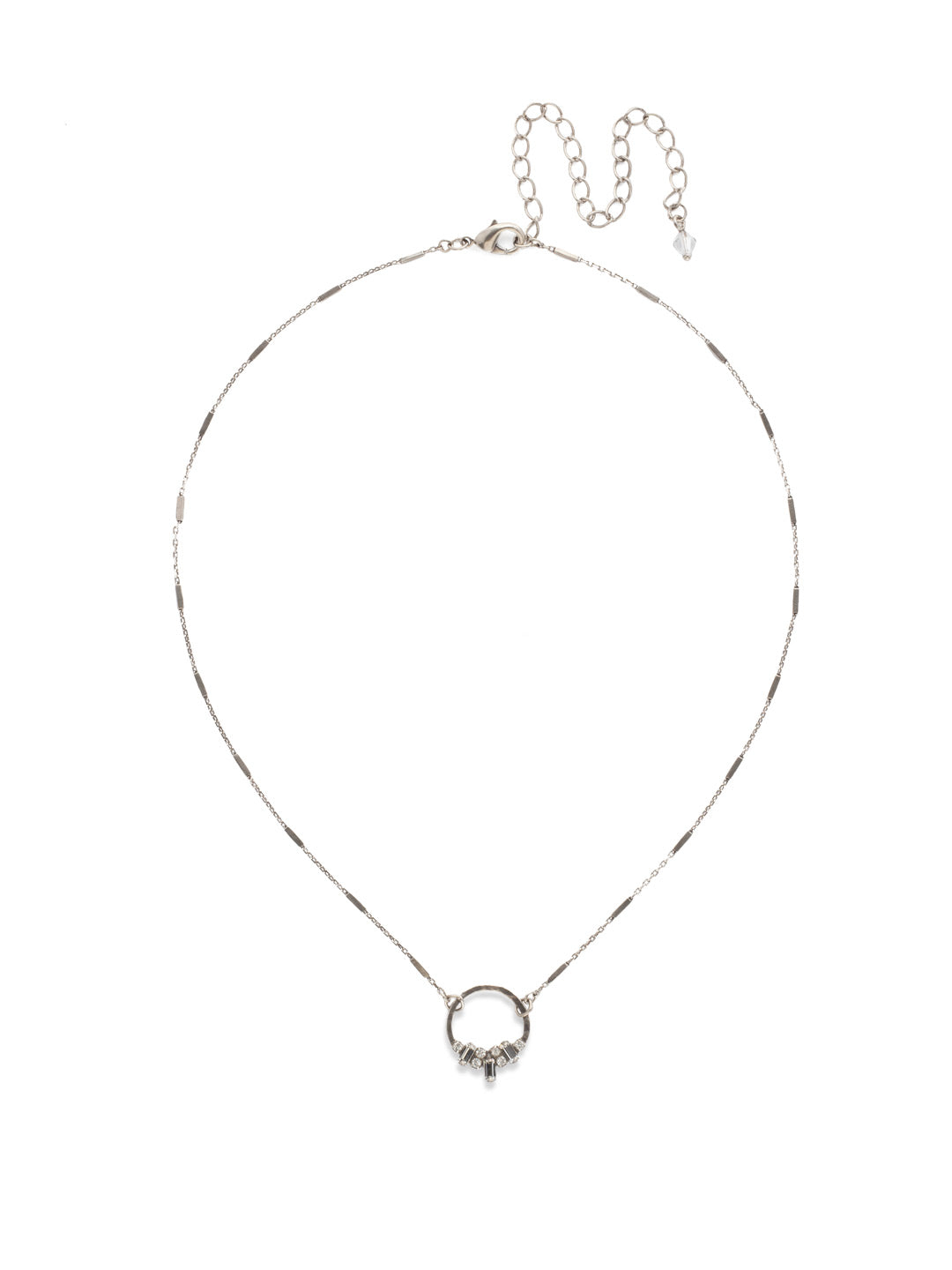 Haute Pendant Necklace - NDL28ASCRY