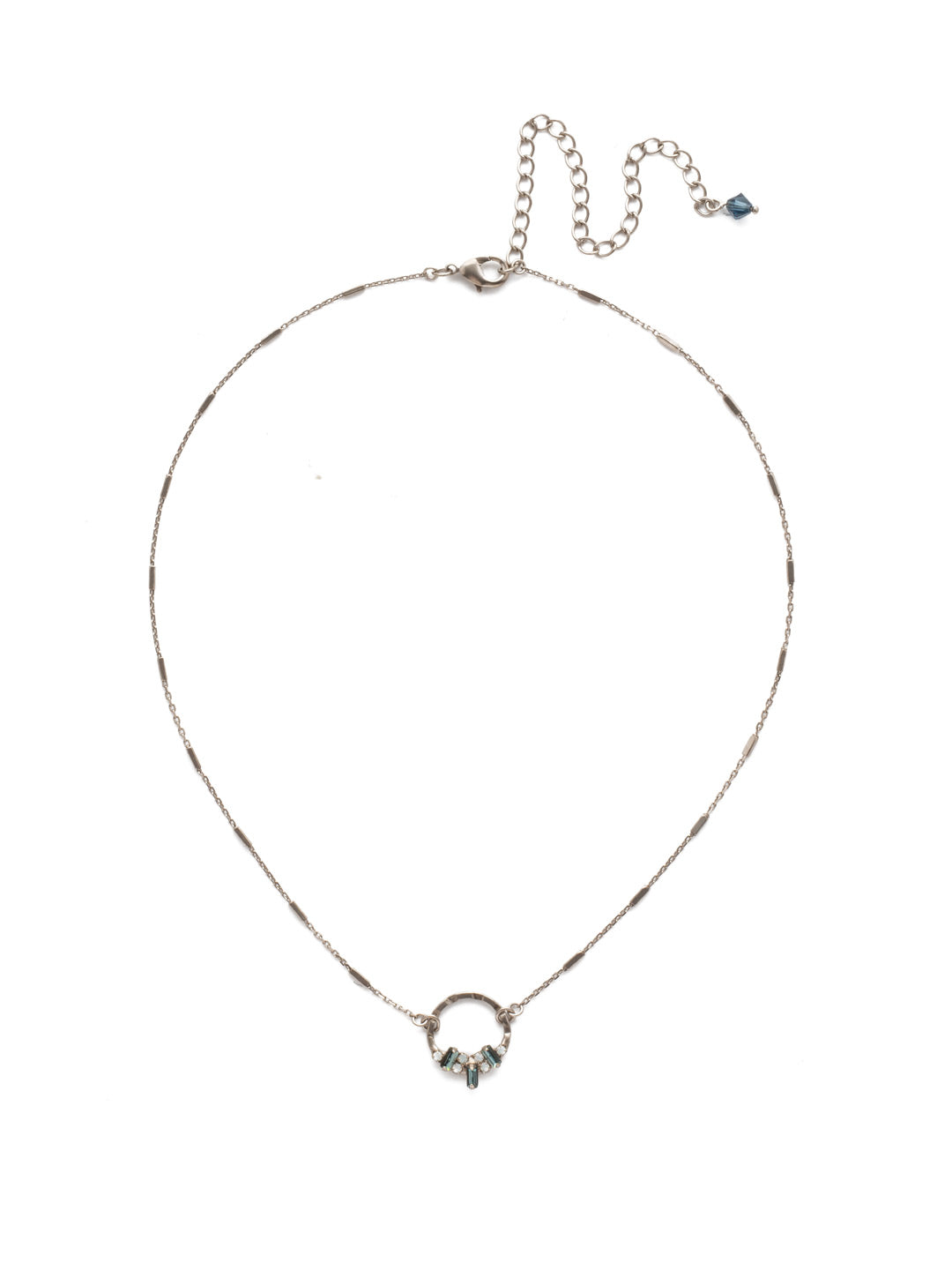 Haute Pendant Necklace - NDL28ASGBL