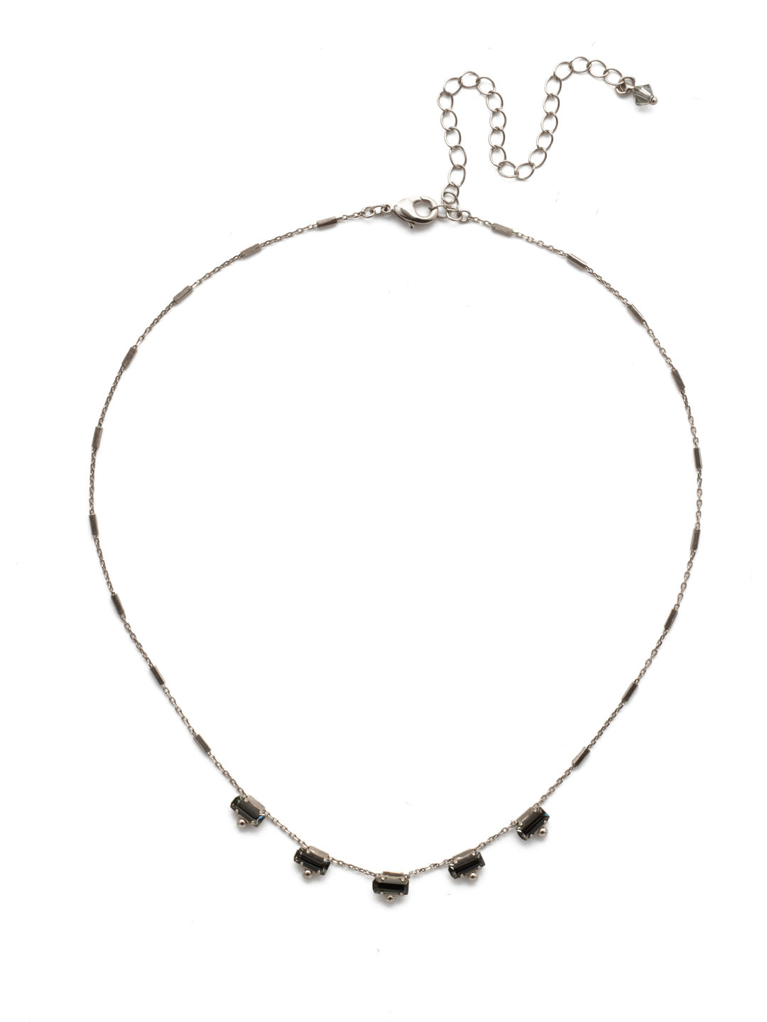 Shine and Dash Tennis Necklace - NDM17ASSTC
