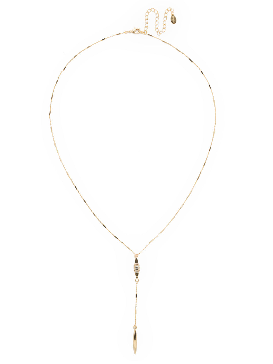 Point It Out Necklace - NDM28BGCRY