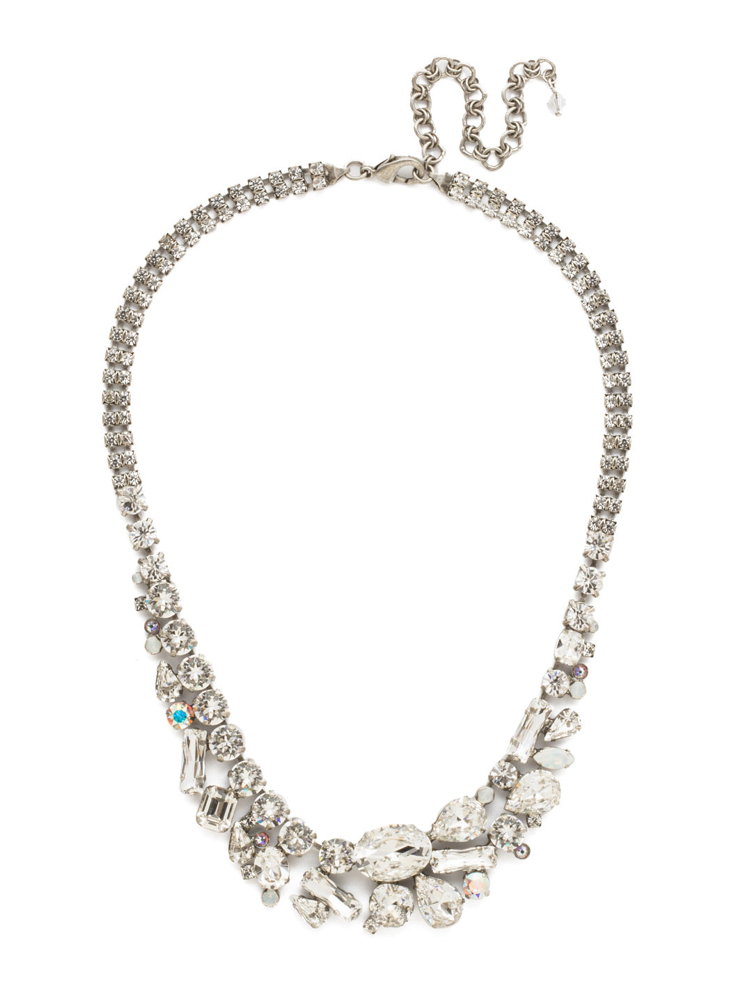 Muscari Statement Necklace - NDM52ASWBR