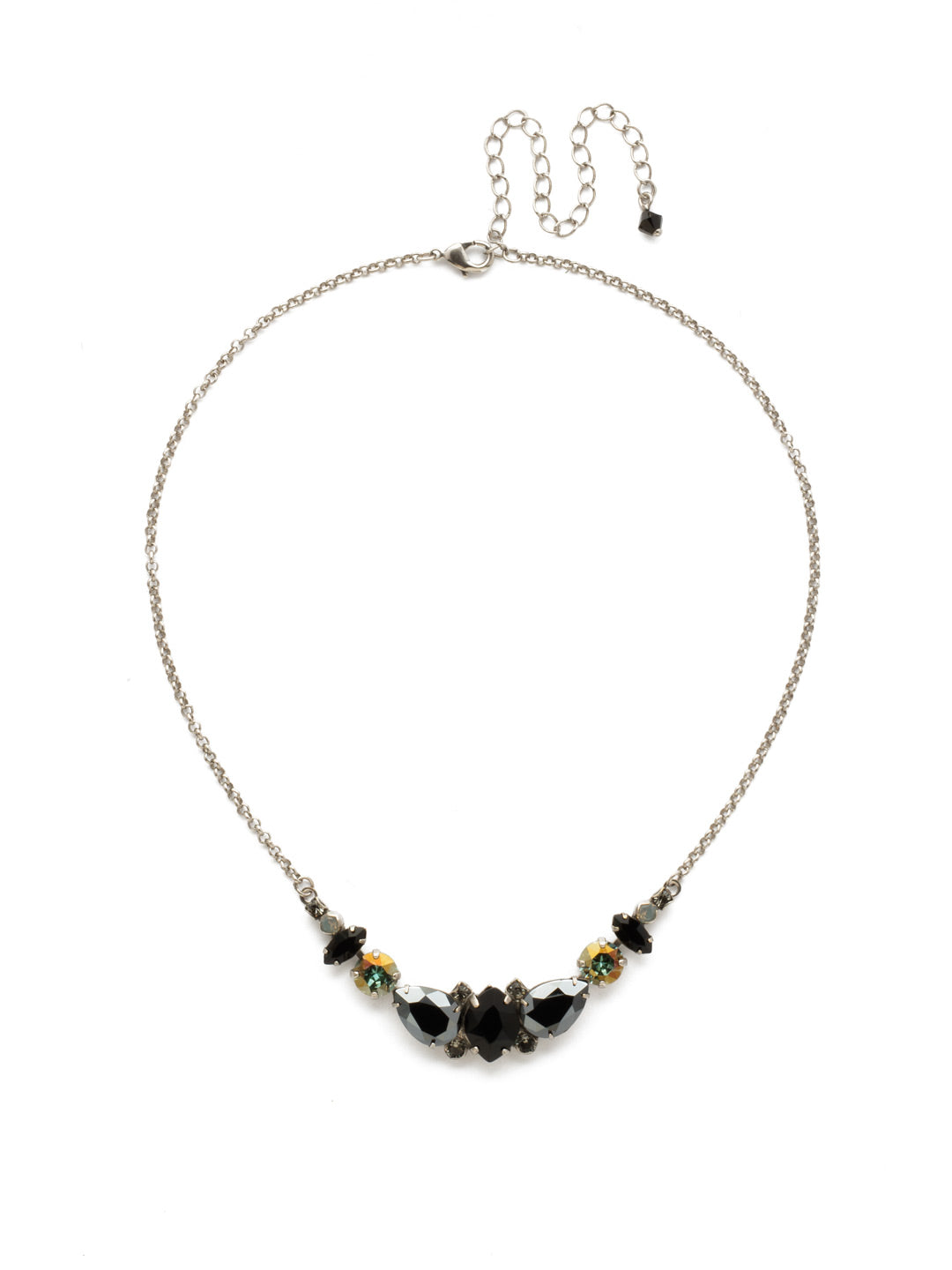 Crysanthemum Statement Necklace - NDN4ASBON