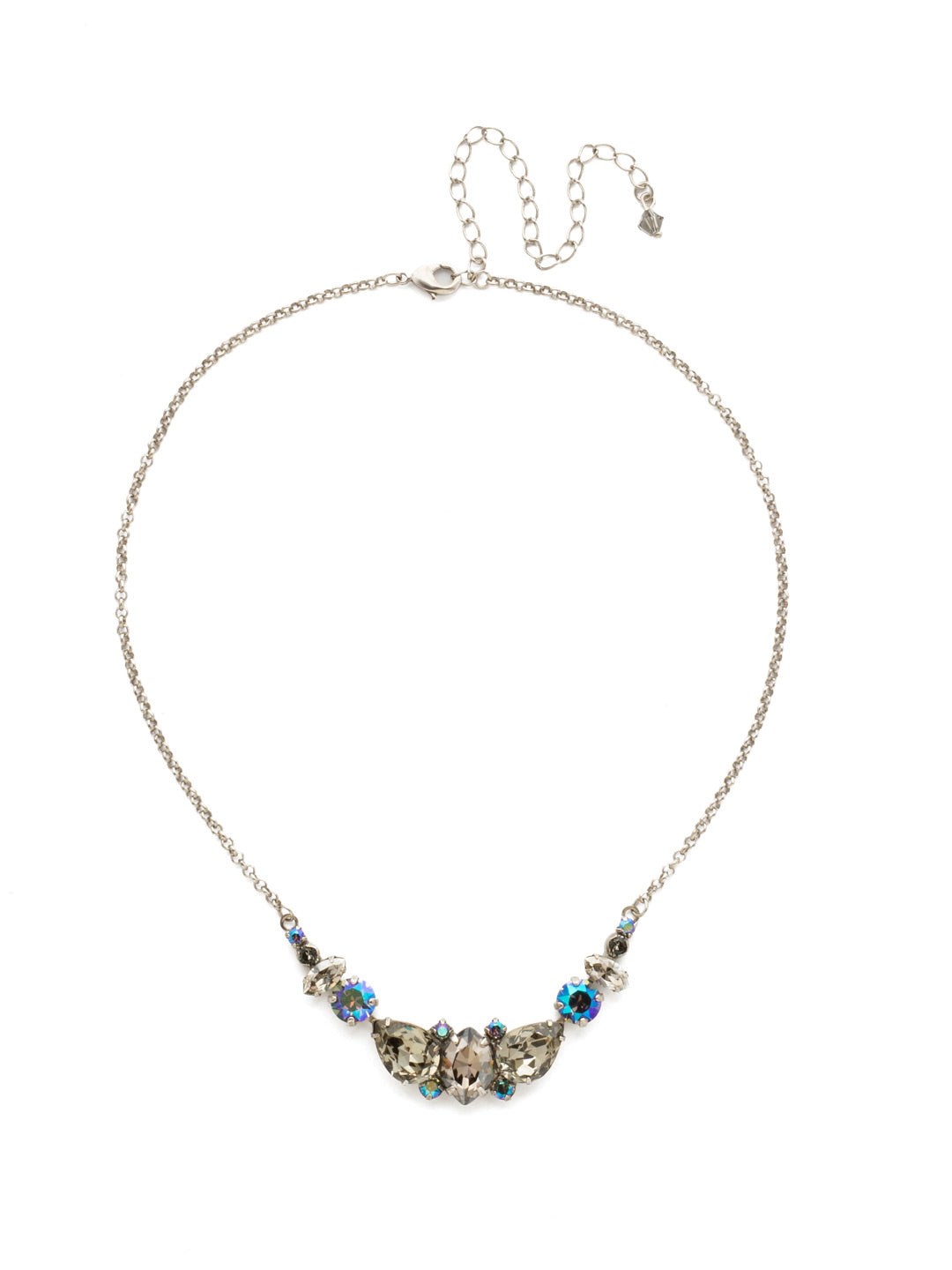 Crysanthemum Statement Necklace - NDN4ASCRO