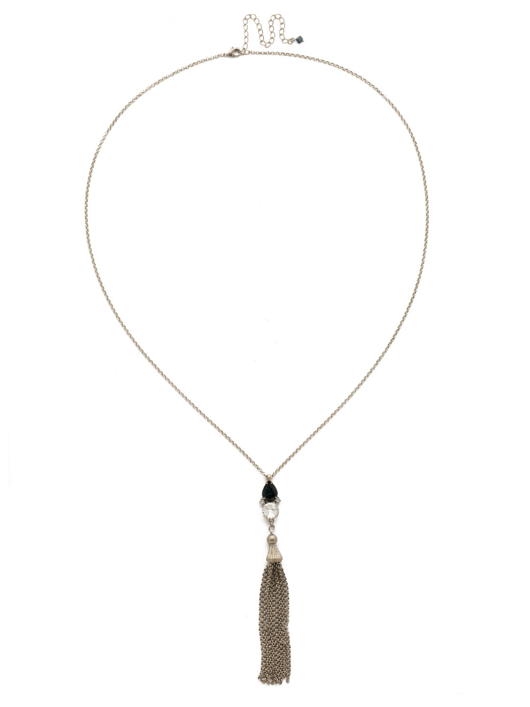 Timeless Tassel Necklace - NDN51ASGBL