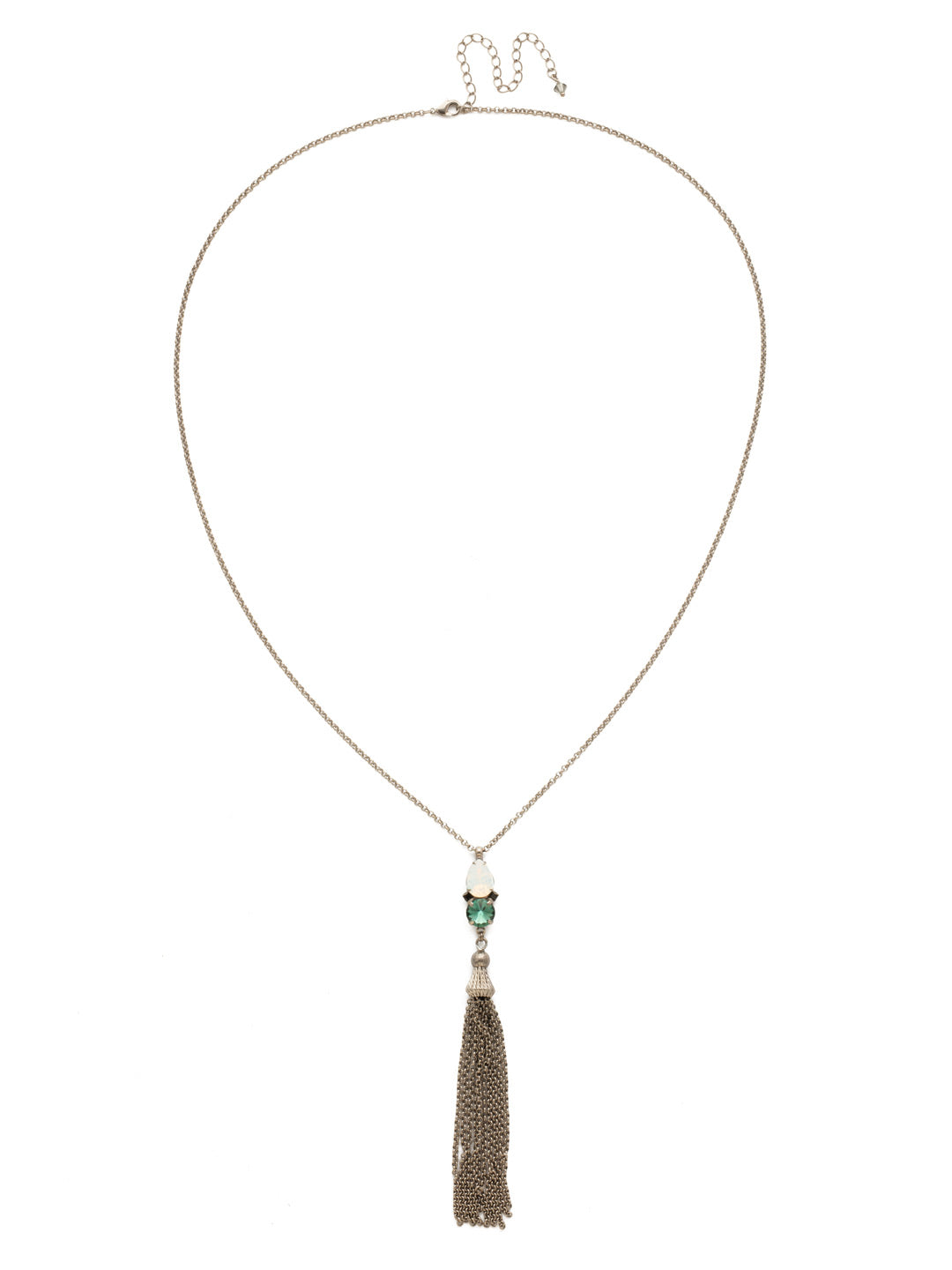 Timeless Tassel Necklace - NDN51ASGDG