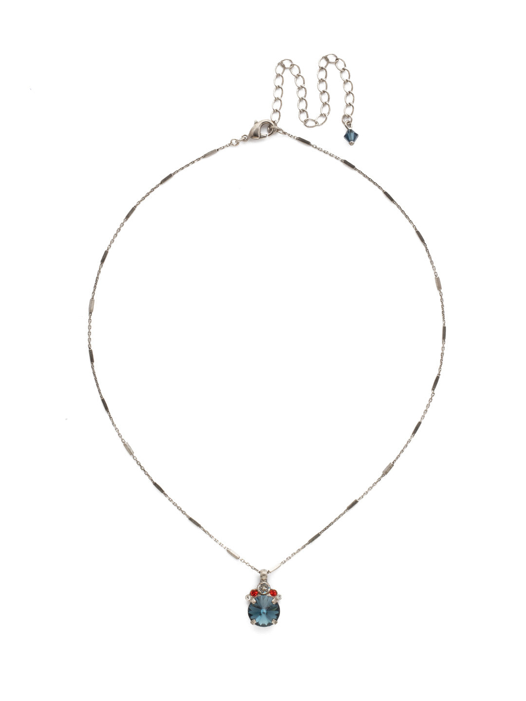 Crowning Around Necklace - NDN78ASBTB