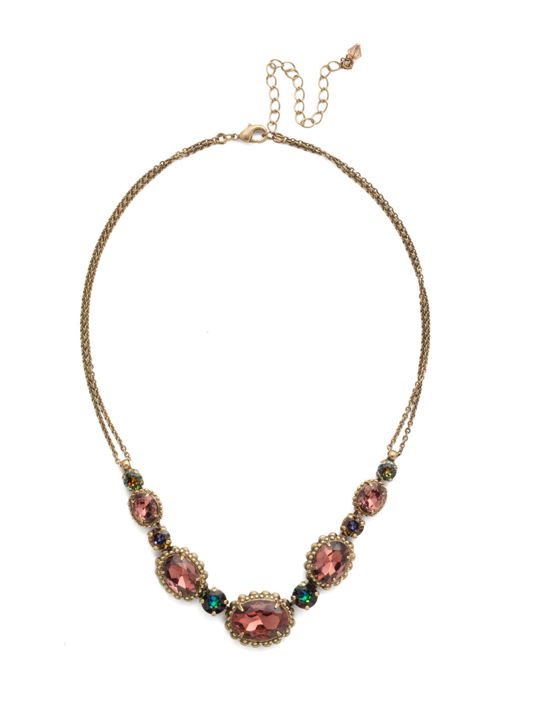 Camellia Necklace - NDQ10AGM