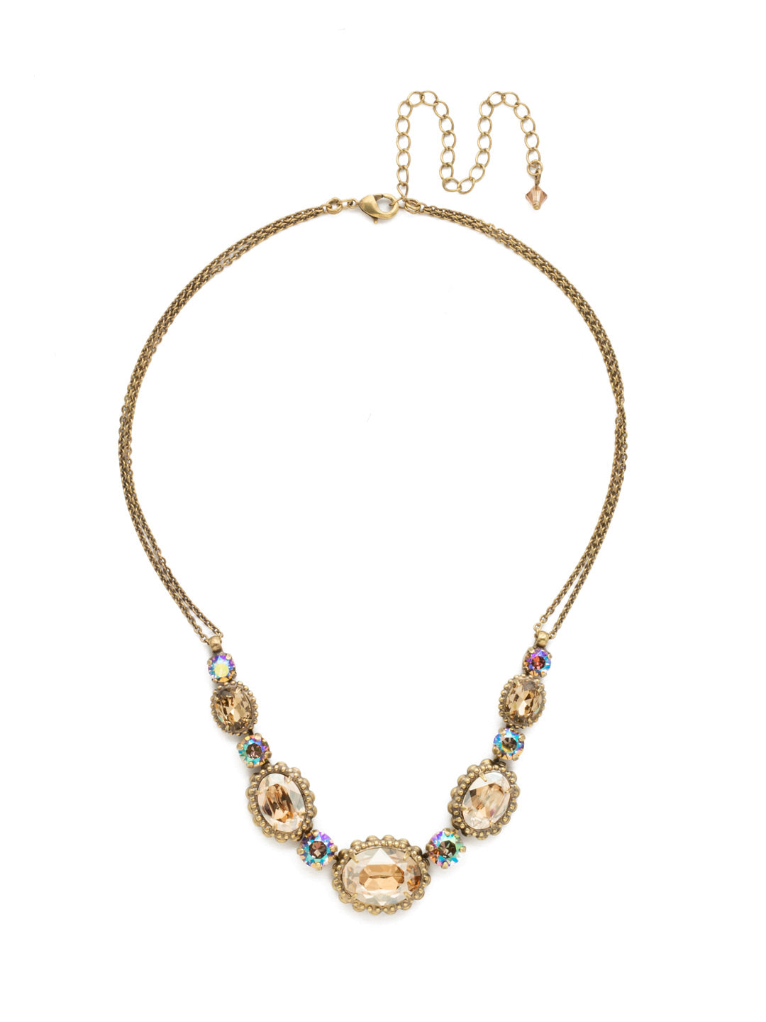 Camellia Necklace - NDQ10AGNT