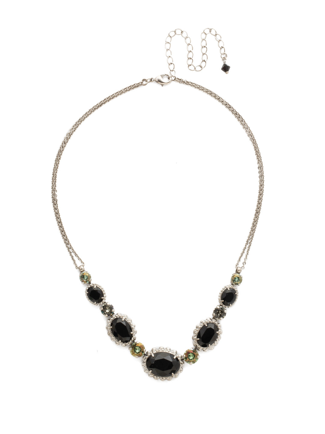 Camellia Necklace - NDQ10ASBON