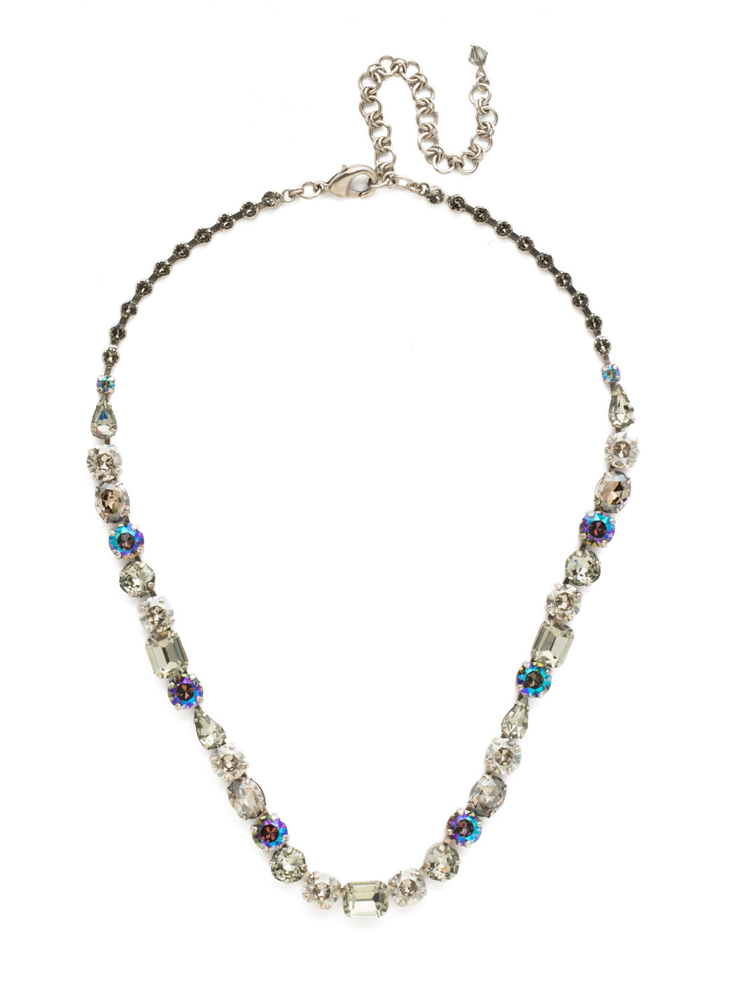 Tansy Line Necklace - NDQ13ASCRO