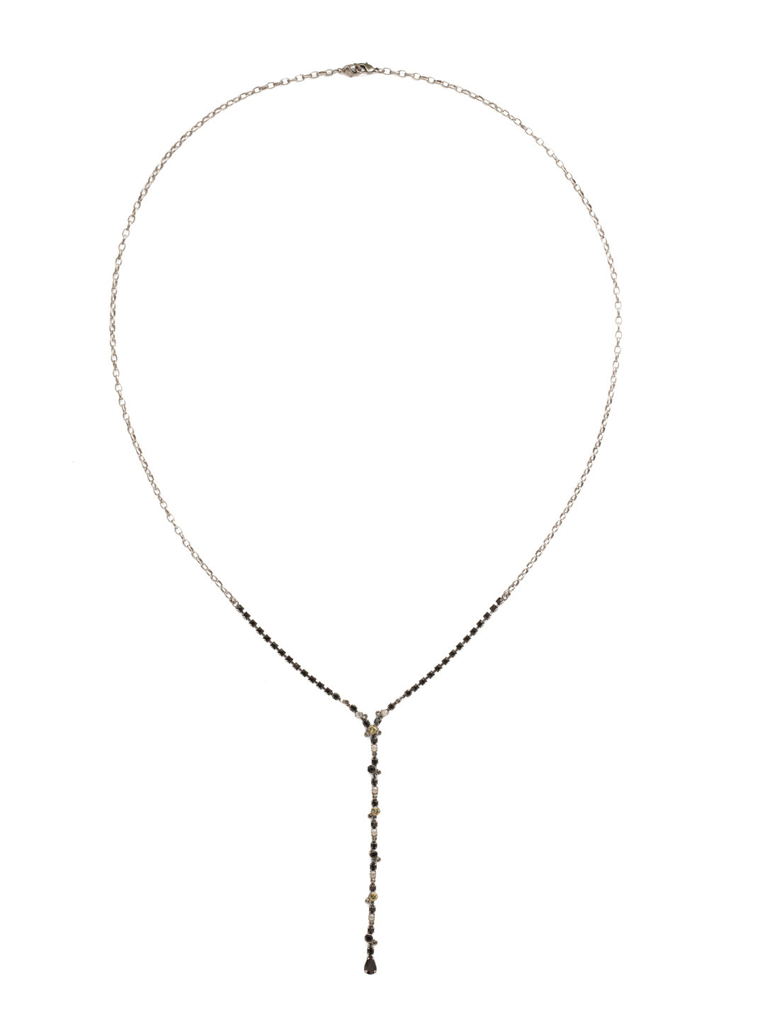Honeysuckle Lariat Necklace - NDQ1ASBON