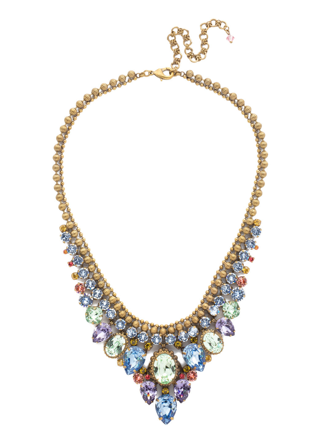 Protea Statement Necklace - NDQ3AGBHB