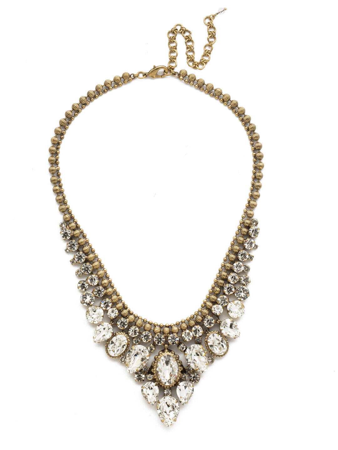 Protea Statement Necklace - NDQ3AGCRY