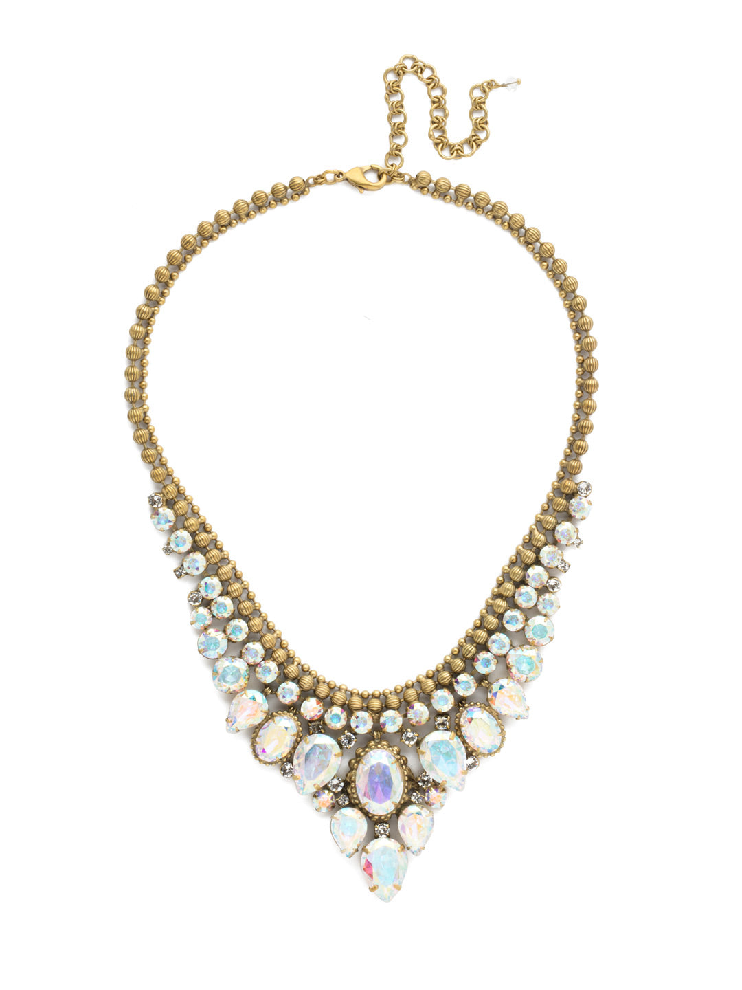 Protea Statement Necklace - NDQ3AGSNF