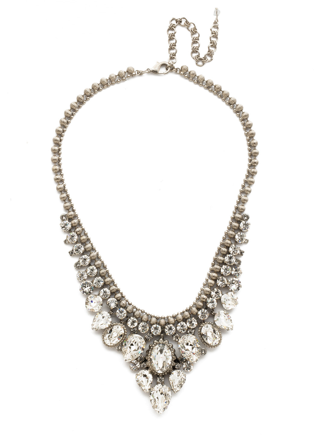 Protea Statement Necklace - NDQ3ASCRY