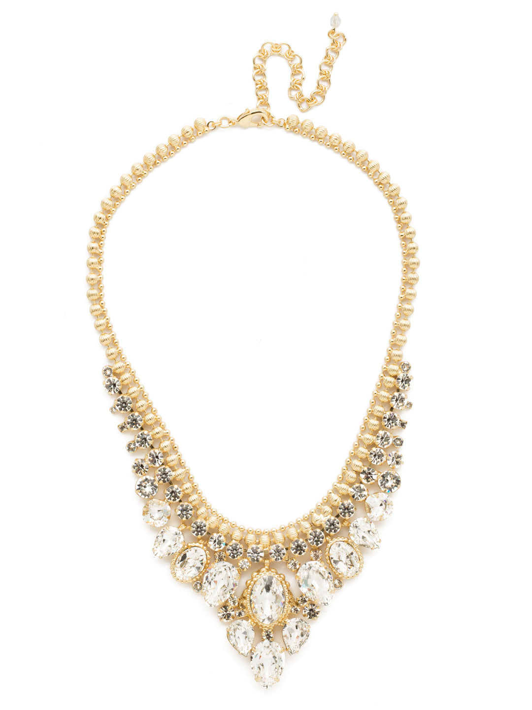 Protea Statement Necklace - NDQ3BGCRY