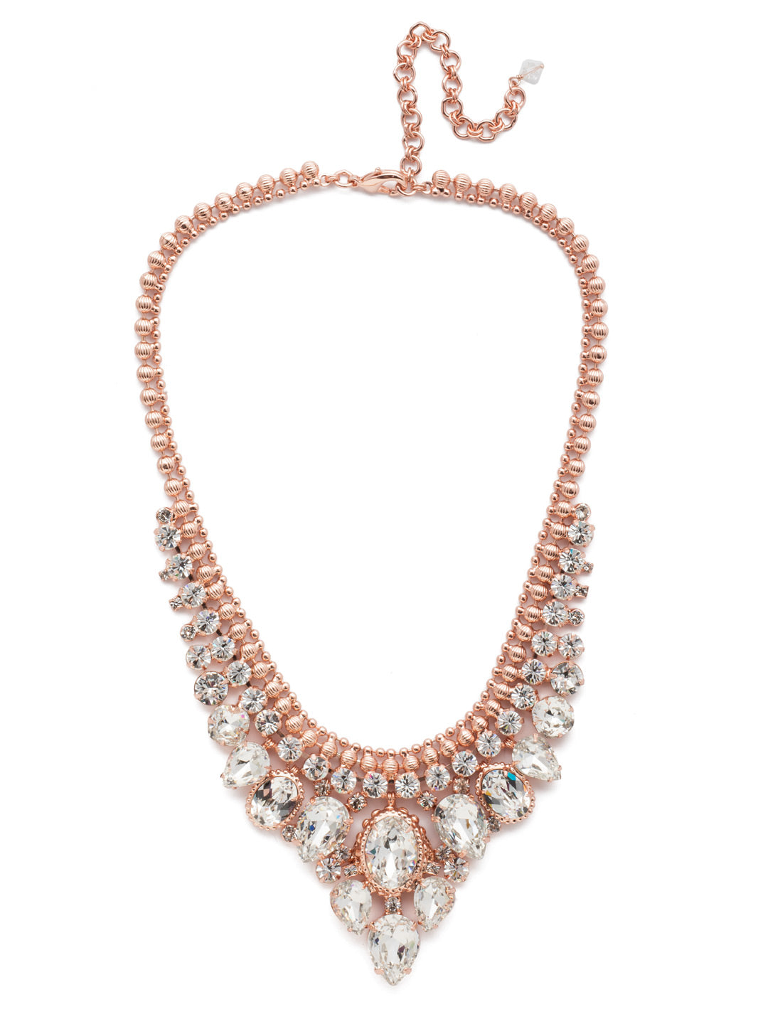 Protea Statement Necklace - NDQ3RGCRY