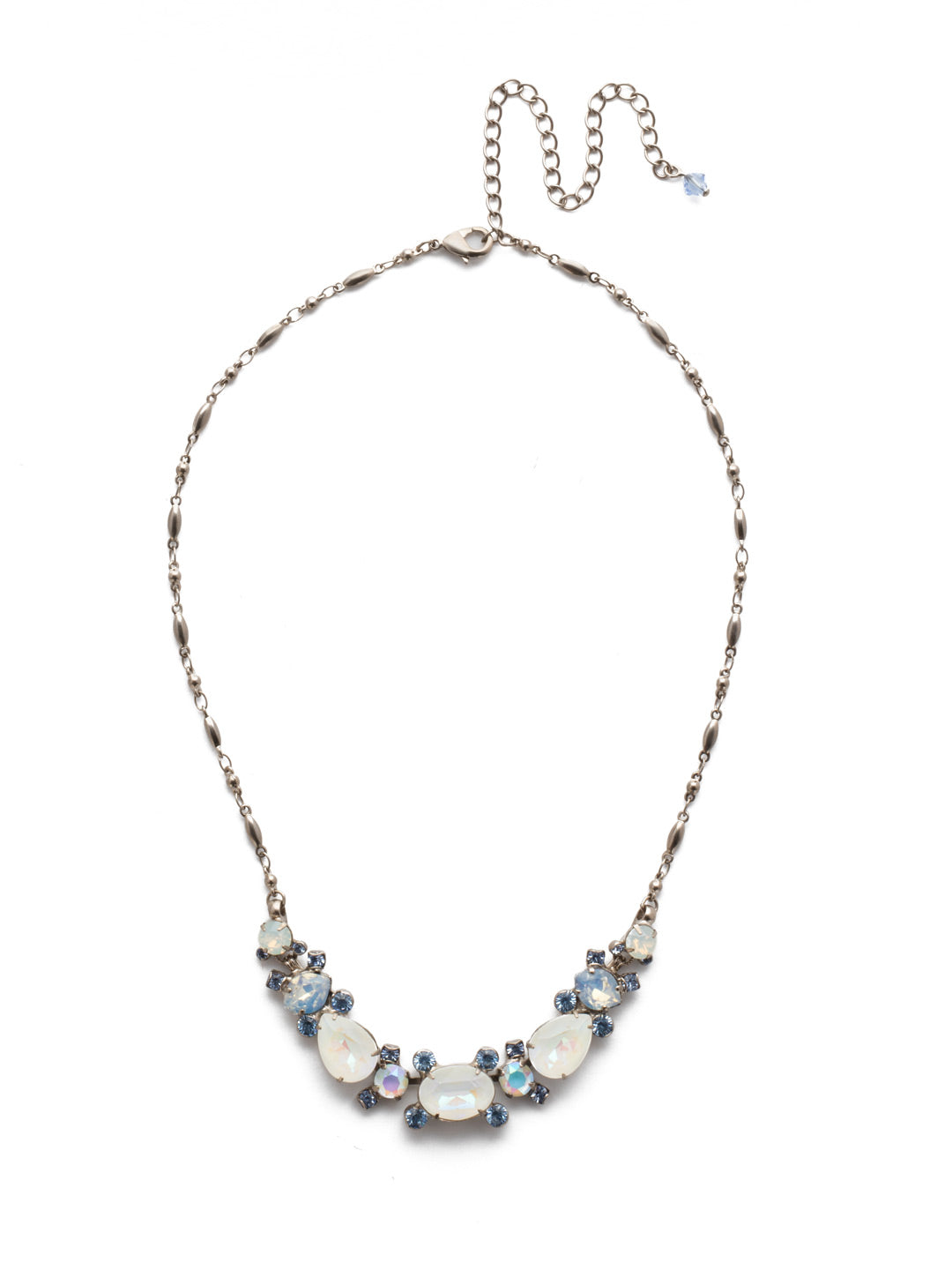 Laurel Statement Necklace - NDS49ASGLC
