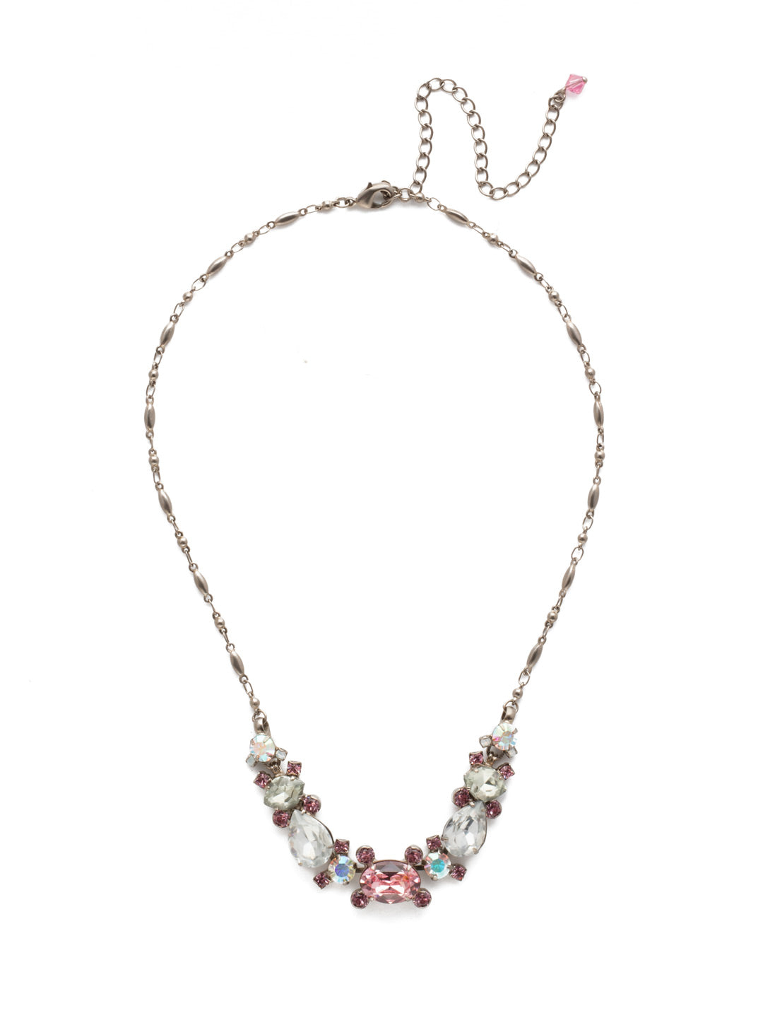 Laurel Statement Necklace - NDS49ASMP